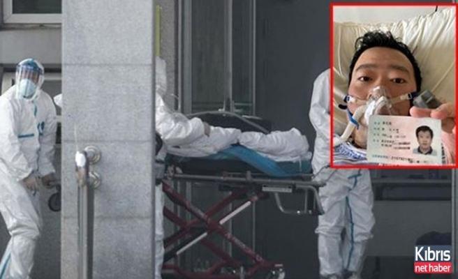 Çinli doktor hayatını kaybetti