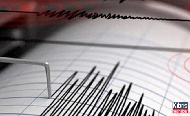 Endonezya'da 6,7 büyüklüğünde deprem