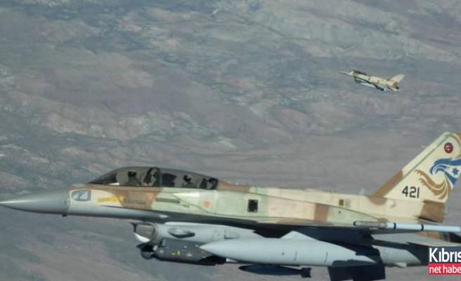 İsrail savaş uçaklarından Şam'a hava saldırısı