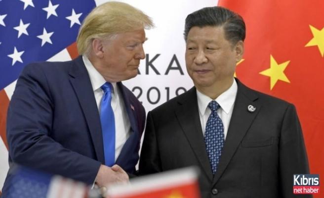 Trump ile Şi Cinping'den koronavirüs görüşmesi