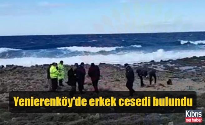 Yenierenköy'de erkek cesedi bulundu