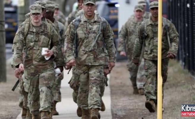 ABD'de koronavirüs nedeniyle ulusal muhafızlar sokağa indi