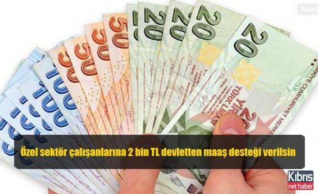 Ekonomik Örgütler Platformu'ndan hükümete son uyarı!