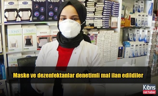 Hükümetten maske ve dezenfektanlarla ilgili önemli karar