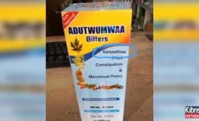 Koronavirüsünün tedavisi Gana'da bulundu