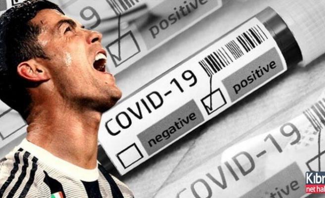 Ronaldo'dan corona virüs(koronavirüs) kararı!