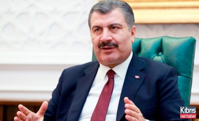 TC Sağlık Bakanı: Türkiye'de olma ihtimali çok yüksek