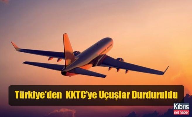Türkiye'den 46 ülkeye daha uçuşlar durduruldu