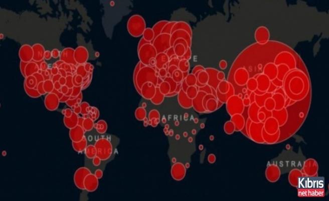 Dünya genelinde vaka sayısı 5 milyona yaklaşıyor