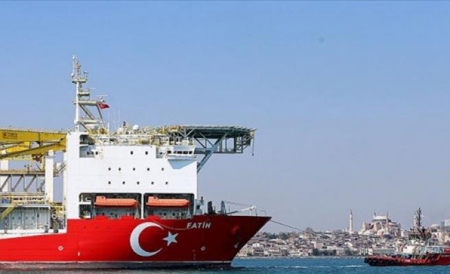 Fatih Temmuzdan İtibaren Karadeniz'de Derin Sondaj Yapacak