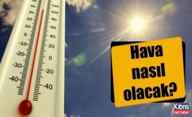 Hava sıcaklığı Mevsim Normallerinin Üzerine Çıkacak