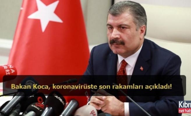 Türkiye'de son 24 saatte 1848 yeni vaka tespit edildi