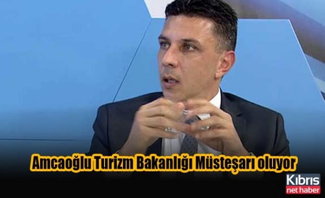 Amcaoğlu Turizm Bakanlığı Müsteşarı oluyor