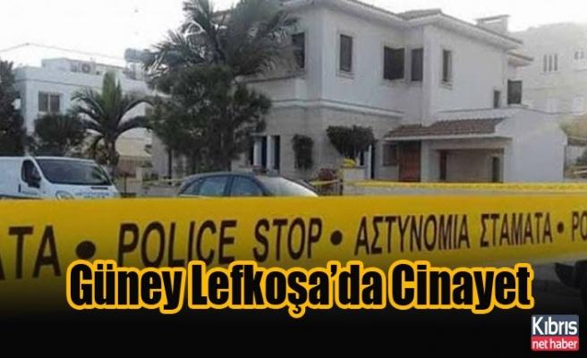 Güney Lefkoşa'da Cinayet: 2 Ölü
