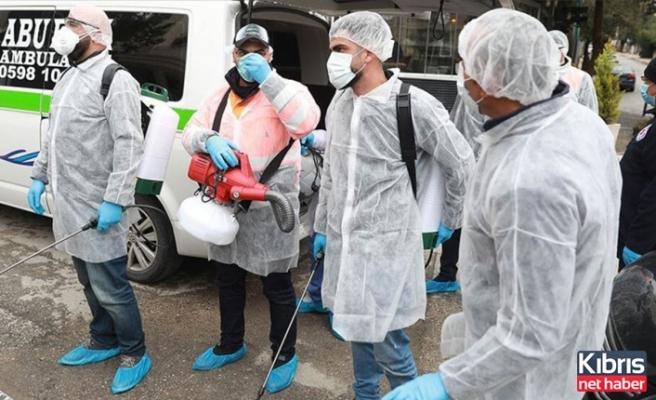 İsrail'de koronavirüste ikinci dalga