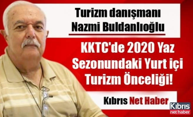 KKTC'de 2020 Yaz Sezonundaki Yurt içi Turizm Önceliği!