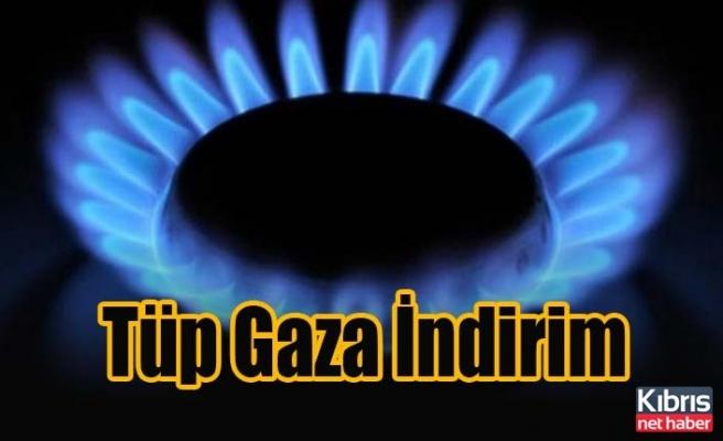 Tüp Gaza İndirim