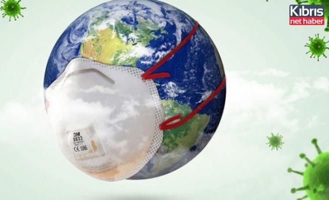 Dünya genelinde Kovid-19 vakaları ve ölümler artıyor