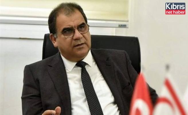 Sucuoğlu, 1 Ağustos Toplumsal Direniş Bayramı nedeniyle mesaj yayımladı