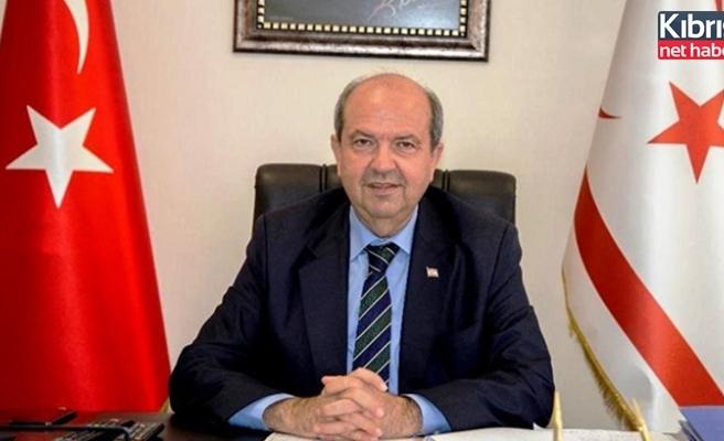 Tatar: Kıbrıs Türk halkının sahip olduğu en büyük değer özgürlüğü,güvenliğidir