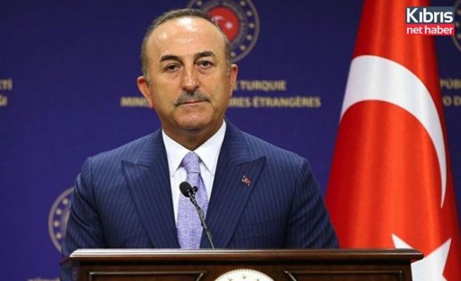 Çavuşoğlu'ndan Rusya'nın Güney Kıbrıs teklifine cevap