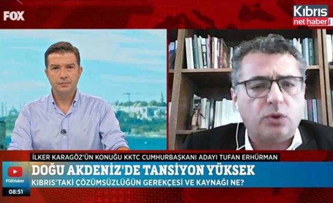 Erhürman: Kıbrıs Türk Halkının varlığı, unutanlara hatırlatılmalı