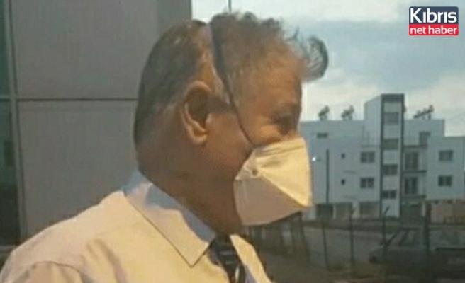 Pilli: Pandemi Hastanesindeki sağlık çalışanlarını ziyaret etti