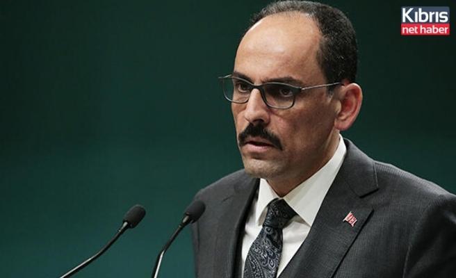 Türkiye'den Doğu Akdeniz için son dakika açıklaması