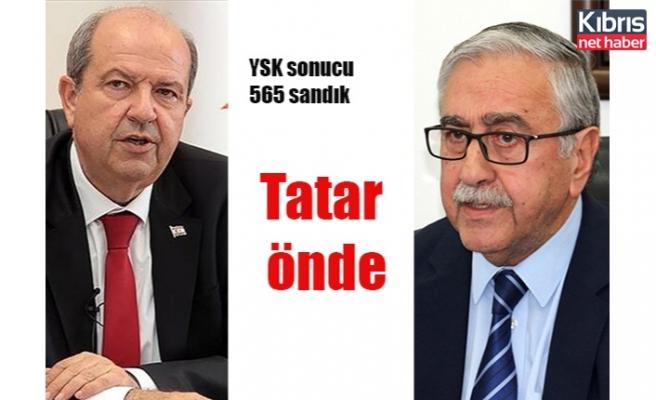 565 sandıkta Tatar önder
