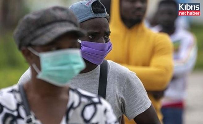 Afrika'da Covid-19'dan can kaybı sayısı 40 bini aştı