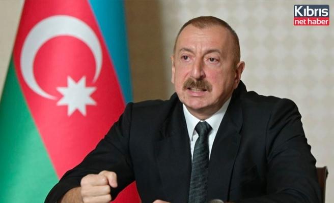 Aliyev'den Türk devletlerine mesaj