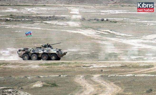 Azerbaycan ordusu, Ermenistan'ın saldırı girişimlerini önledi
