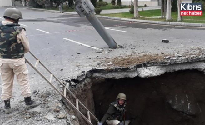 Ermenistan misket bombası ve fosfor gazı kullandı