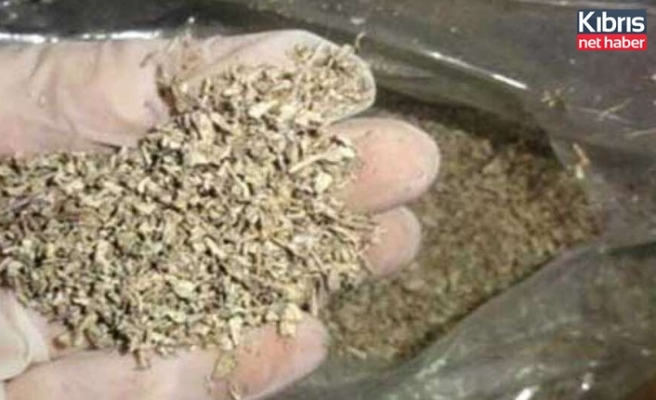 Gazimağusa'da uyuşturucu