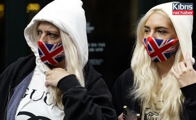 İngiltere'de son 24 saatte 18 bin 980 yeni vaka