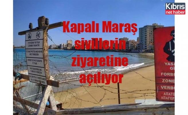 Maraş'ın kamusal alanları sivile açılıyor