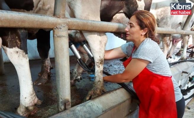 Kelle, 15 Ekim dünya kadın çiftçiler günü dolayısıyla mesaj yayımladı