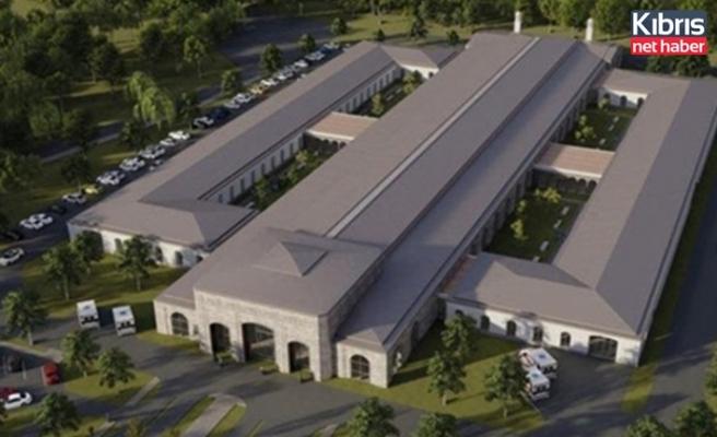 Sağlık Bakanlığı, pandemi hastanesi'nde PCR testleri yapılmaya başlandığını açıkladı