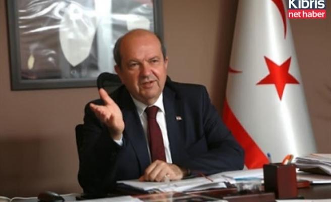 Tatar: Akıncı Türkiye ile ilgili son açıklamalarıyla seçimi kendi propagandasına uygun başka boyutlara çekmeye çalışıyor