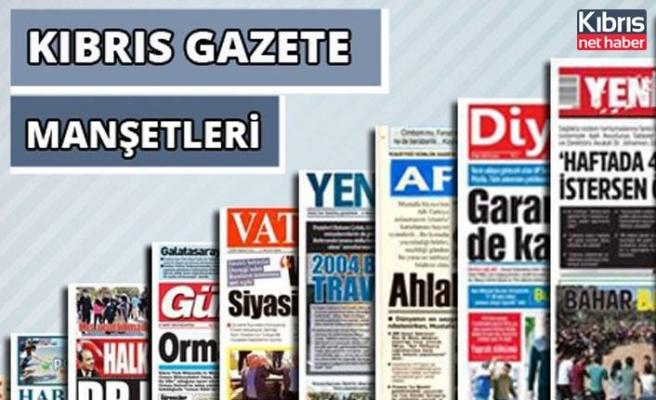 23 Kasım 2020 Pazartesi Gazete Manşetleri