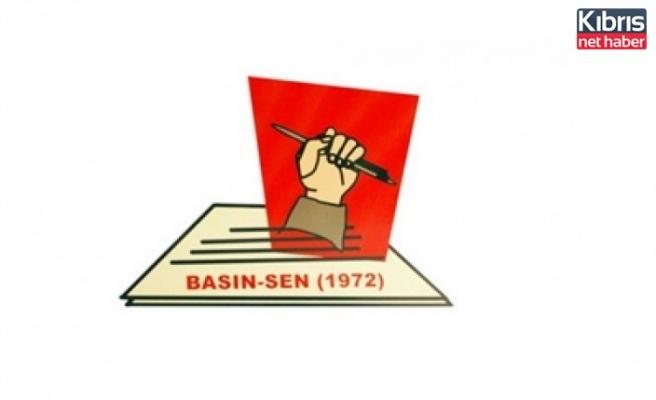 BASIN-SEN'den KIB-TEK ve Basın çalışanlarına destek