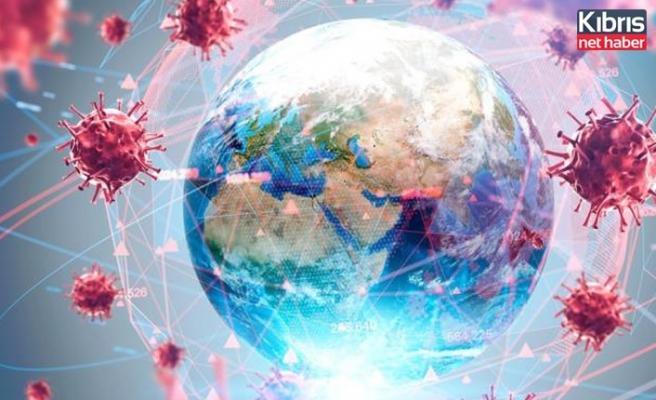Dünya genelinde Covid-19 tespit edilen kişi sayısı 58 milyon 986 bini geçti
