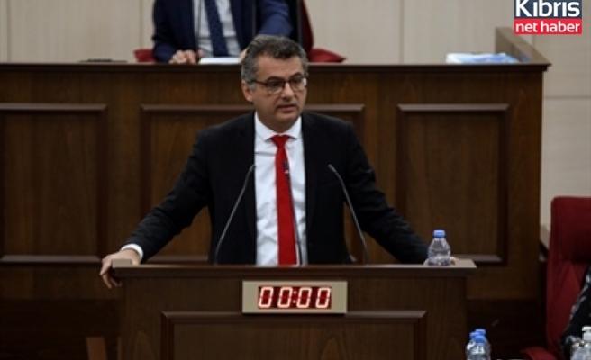 Erhürman: Ülkedeki hükümet boşluğunun sorumlusu Tatar'dır
