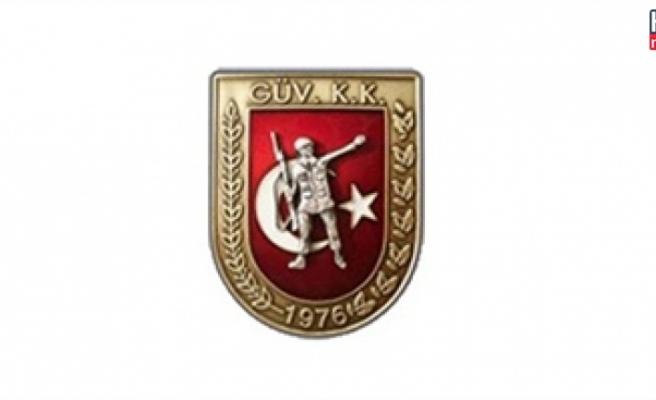 Güvenlik kuvvetleri komutanlığı, Türkmen'in ölümü nedeniyle mesaj yayınladı