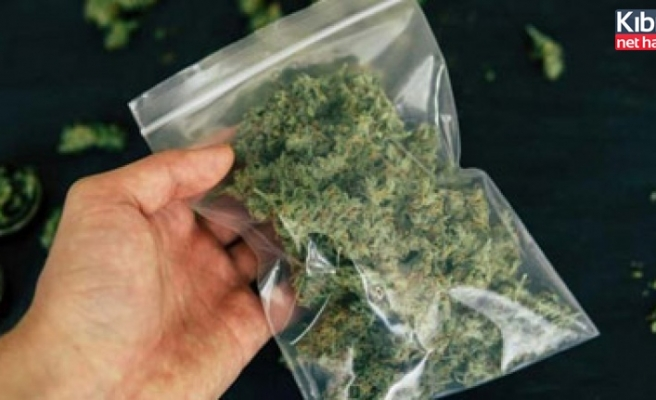 Hamitköy'de bir evde yapılan aramada 85gr uyuşturucu madde bulundu