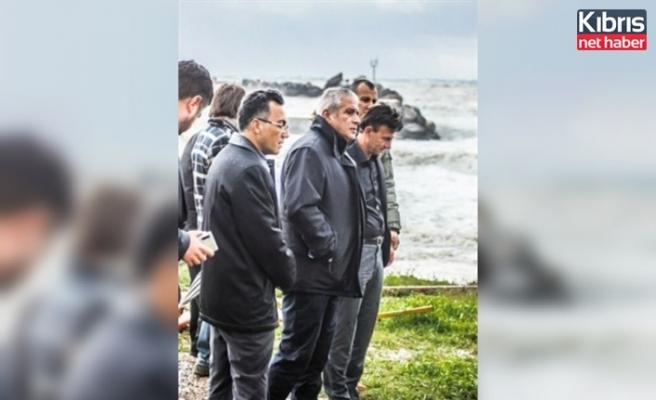 Taçoy: Ozanköy, Karşıyaka gibi yerlere akım verilmeye başlandı