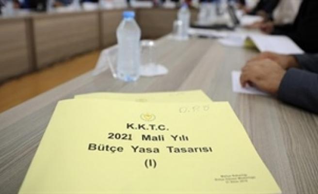 2021 Mali yılı bütçe tasarısı 10 milyar 210 milyon TL olarak kabul edildi