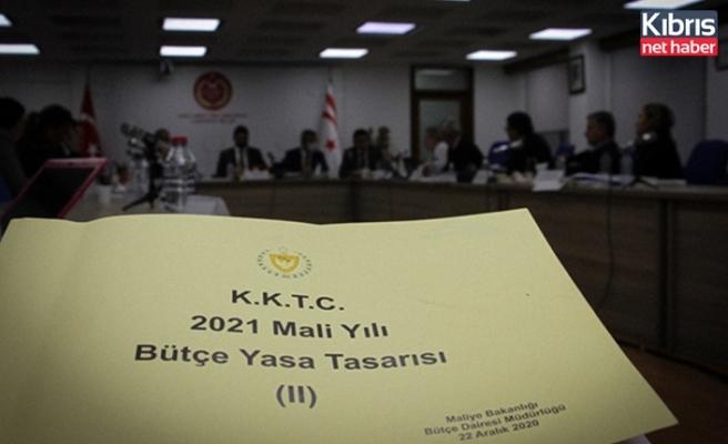2021 Mali Yılı Bütçe Yasa Tasarısı'nın Meclis'te görüşülmesine yarın başlanacak
