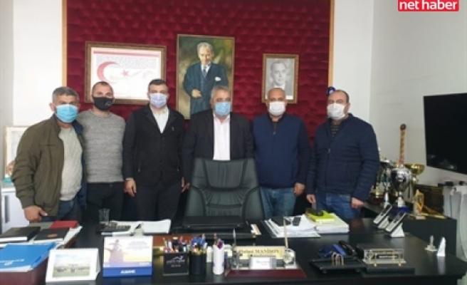 Alayköy sanayi bölgesi sanayicileri Belediye'ye taleplerini iletti