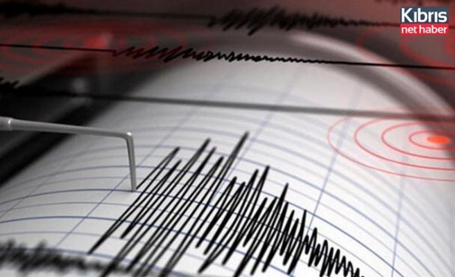 Arka arkaya 4 ilde 4 deprem